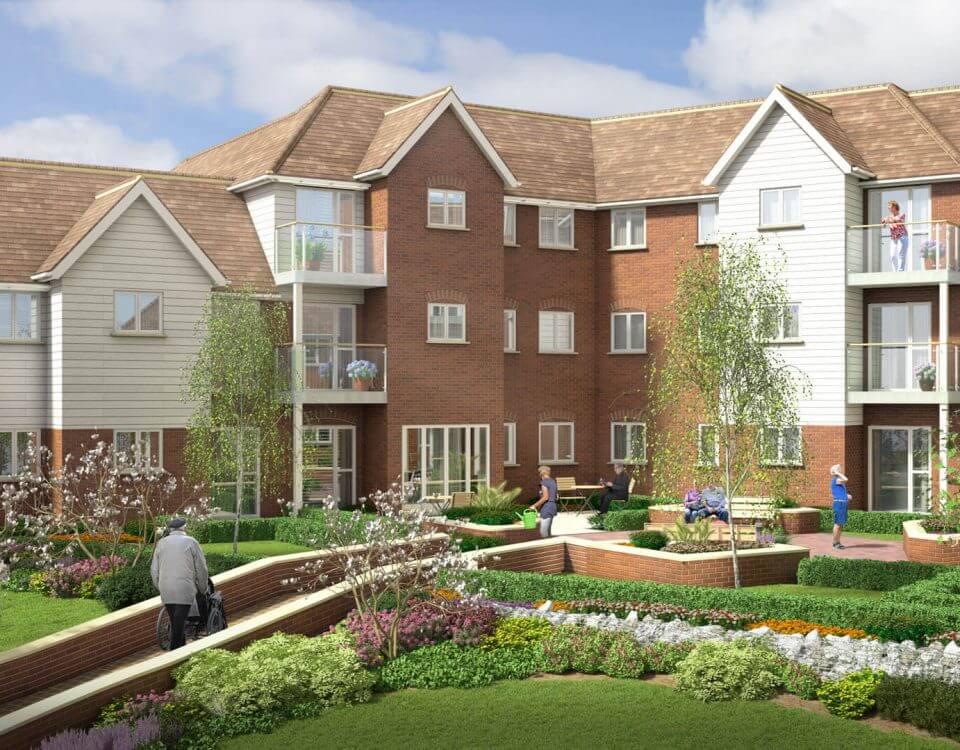 Residential Development, Tenterden