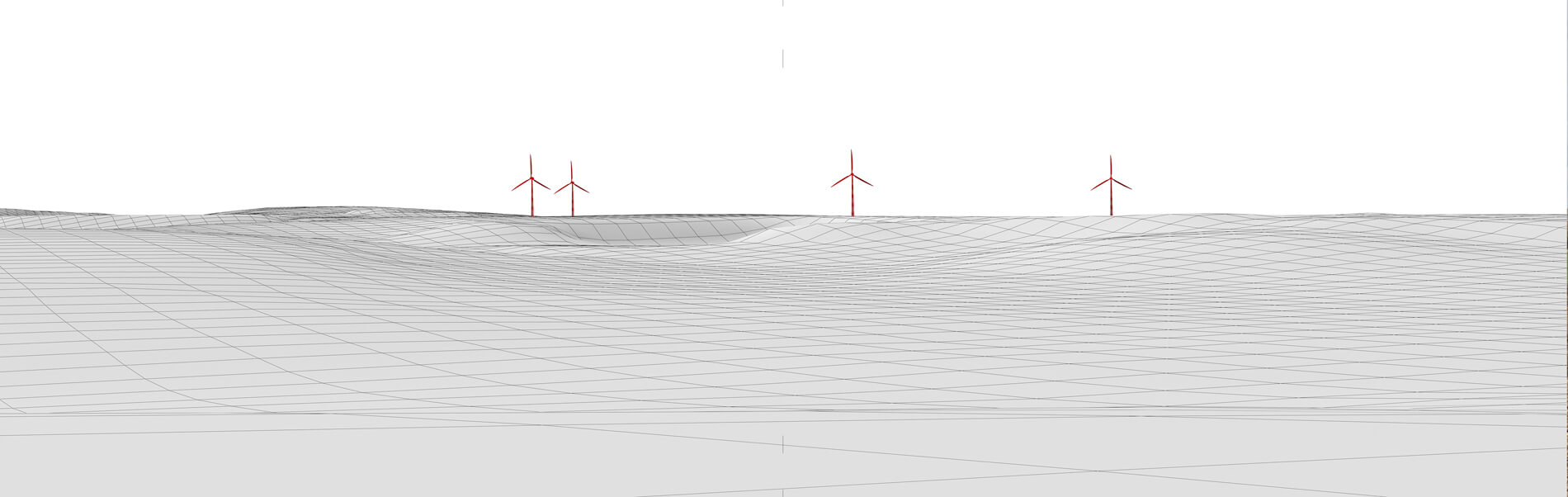 Visually Verified Montage Windfarm