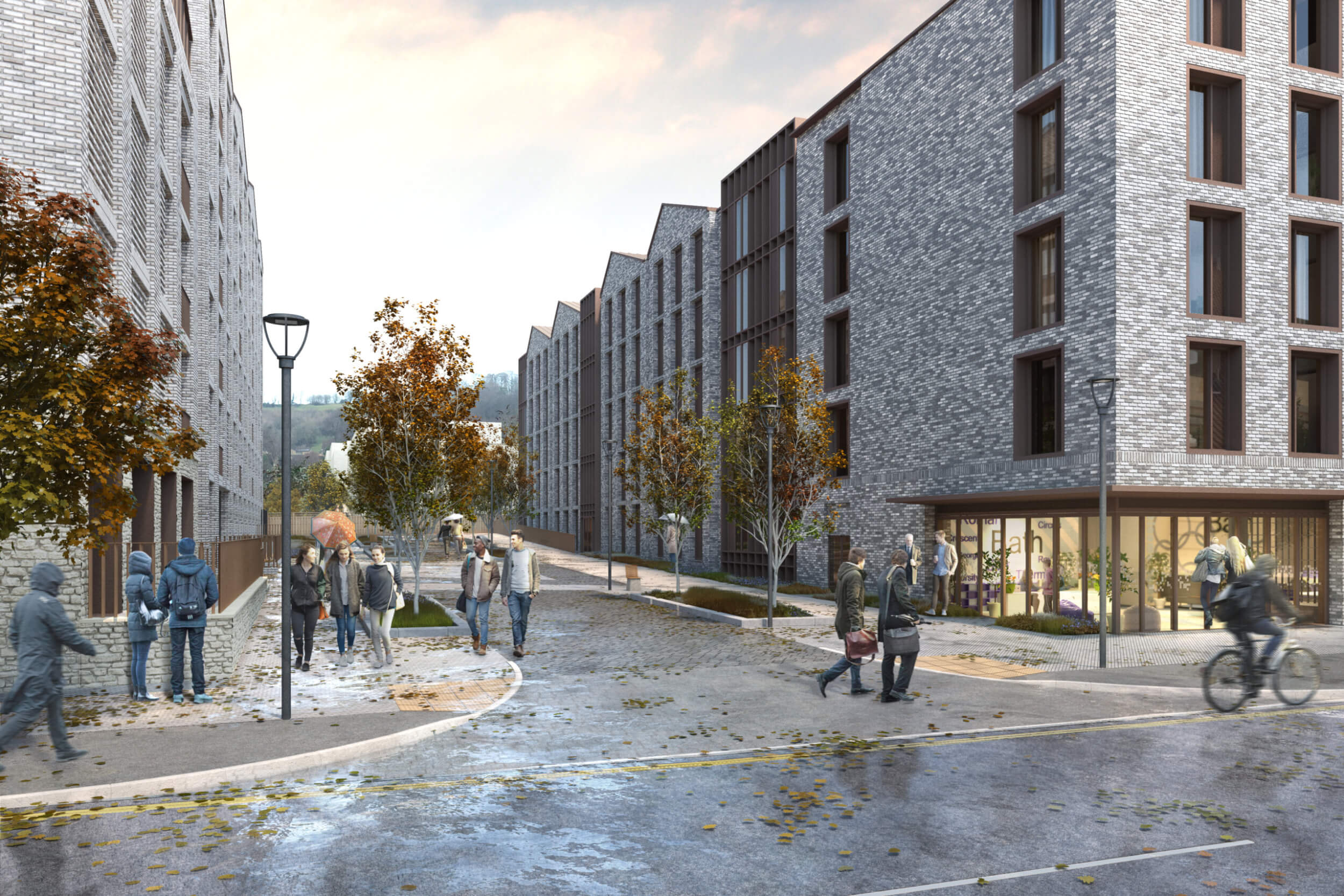 Visualisation Success for Urban Renewal Projects
