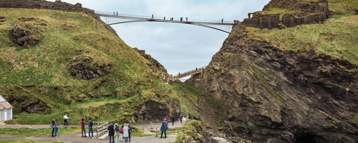 Tintagel Bridge (CGI)