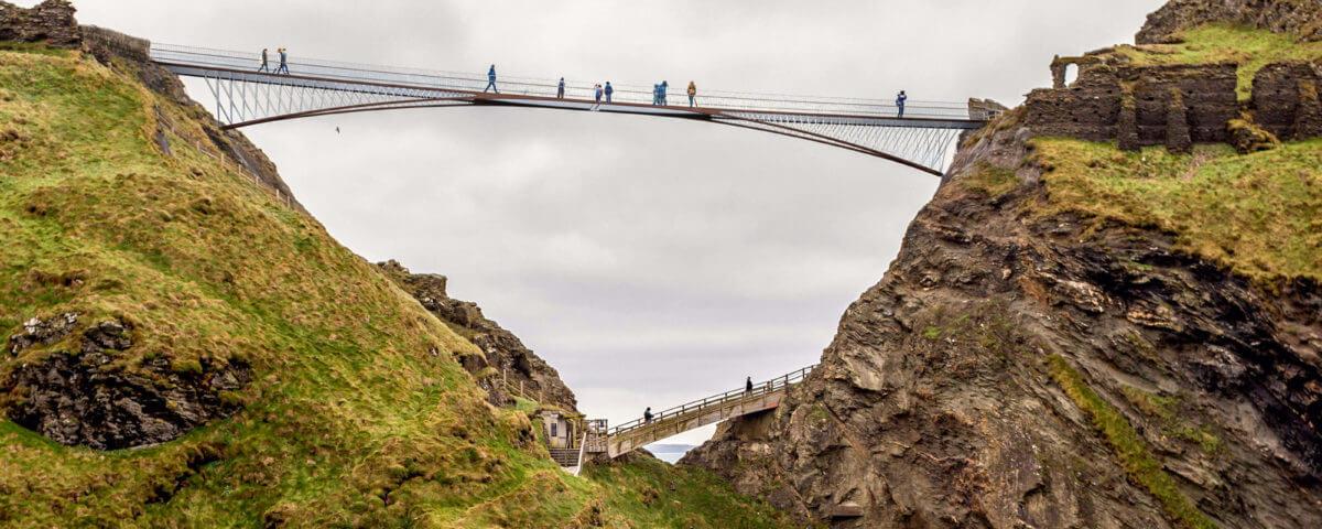 Tintagel Bridge Project - Proposed